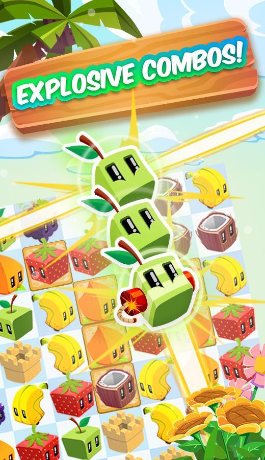 Juice Cubes screenshot #2
