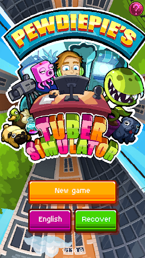 PewDiePie's Tuber Simulator 1.34.1 screenshots 1