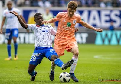 OFFICIEEL: Waasland-Beveren plukt offensief talent weg bij AA Gent