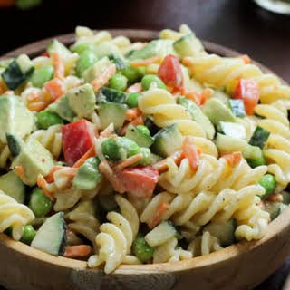 Picnic Perfect Pasta Salad.