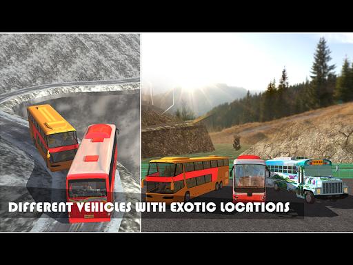 Off Pilote Road Tour Bus  captures d'u00e9cran 10