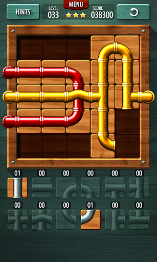 Pipe Puzzle screenshot