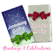 Greetings and Celebration Card