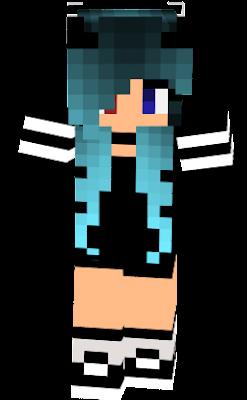 Wolf Blue Nova Skin