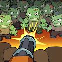 Zombie Idle Defense icon