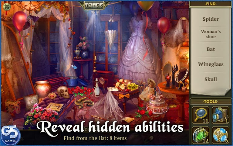 android Hidden City:Mystery of Shadows Screenshot 15