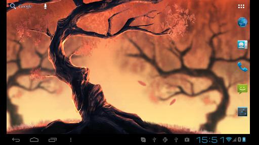 Woody Land :  Tree live wallpaper Parallax 3D free 2.5.5 screenshots 6