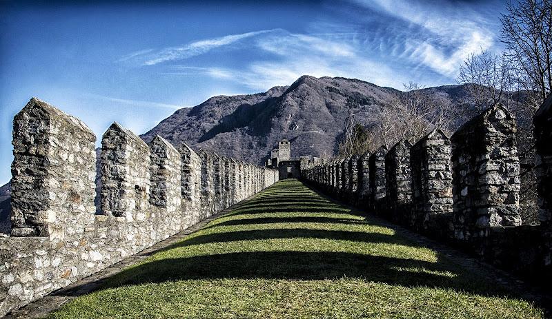A passeggio sulle mura di luly972