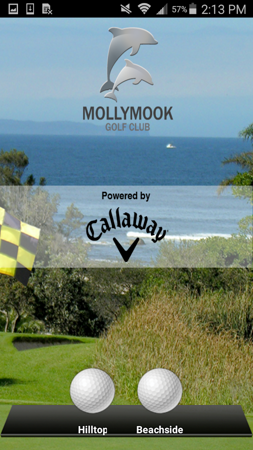 Mollymook Golf Club- screenshot