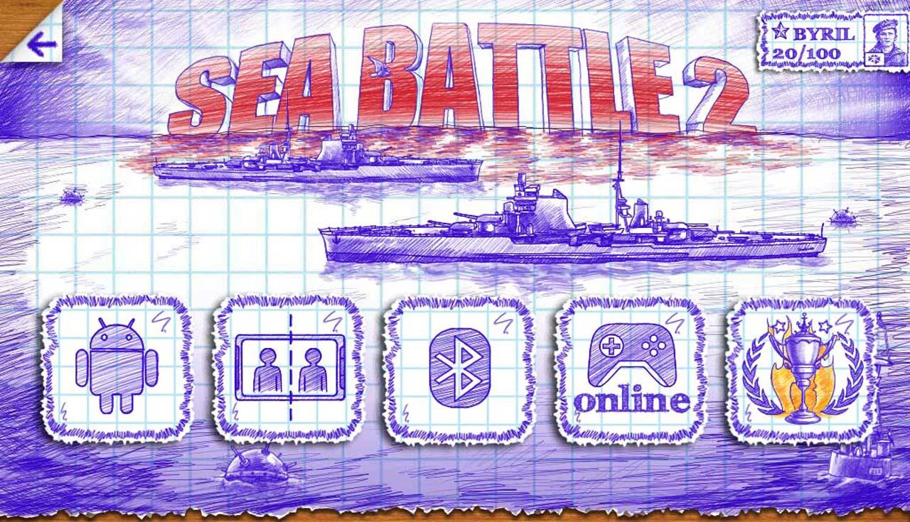 Sea Battle 2- screenshot