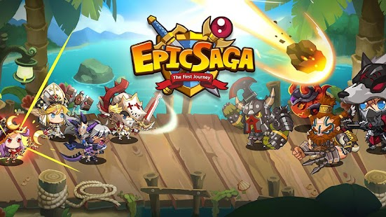 Epic Saga mod apk