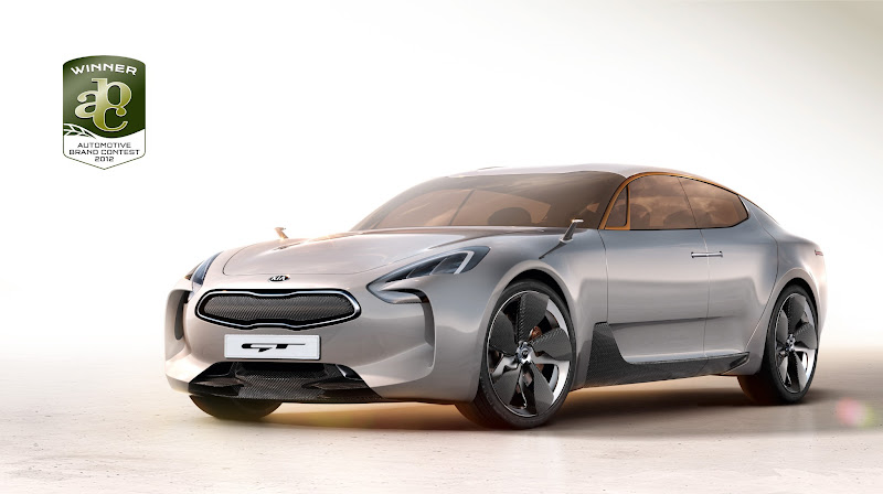 Photo: The GT wins in the concepts category.