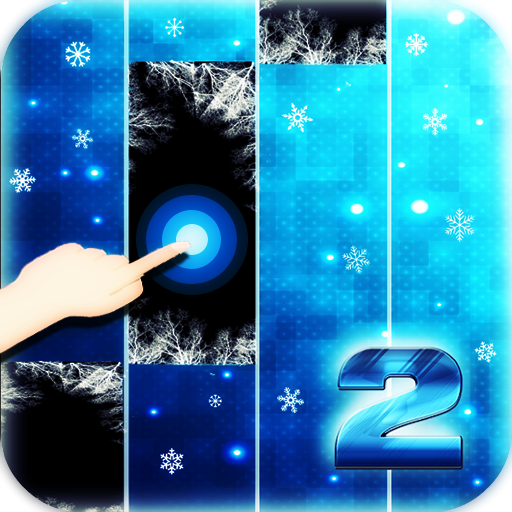 Piano Tiles Magic ICE edition ❄️?❄️ (game)