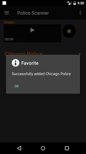 GRATIS Radio de la Policía screenshot 11