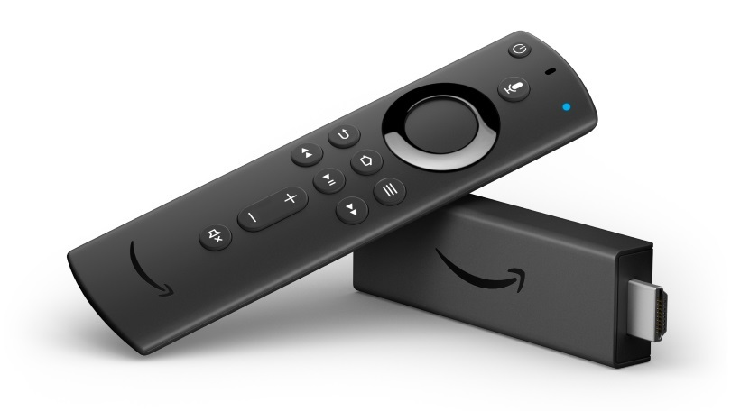 Support for Amazon Fire TV is coming soon.