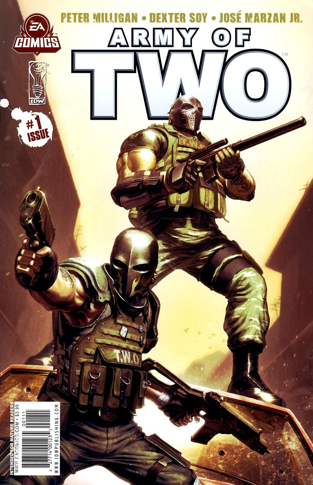 Army of Two (2010) - complete