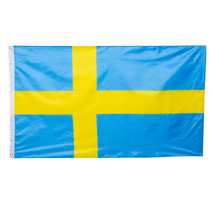 Flagga, Sverige 150x90 cm