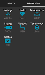 Battery Repair Life PRO - Calibrate and Optimize Screenshot