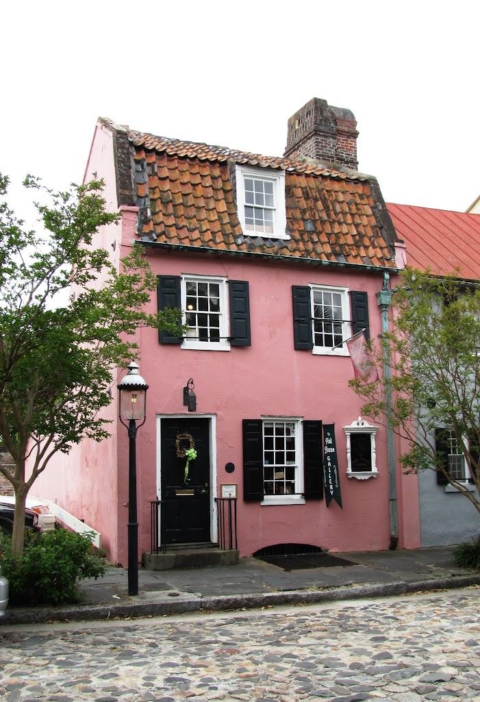 pink lady charleston