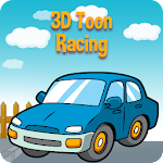 3D Mini Toon Car Racing | Toon Car Simulator Games icon