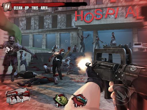 Zombie Frontier 3: Sniper FPS  screenshots 9