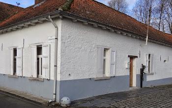 Photo: In het Elingse gehucht Schamelbeek.