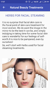 Natural Beauty Treatments - náhled