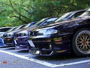 スカイラインGT-R BNR34 1999年式 標準車のカスタム事例画像 みきRさんの2018年08月15日22:34の投稿