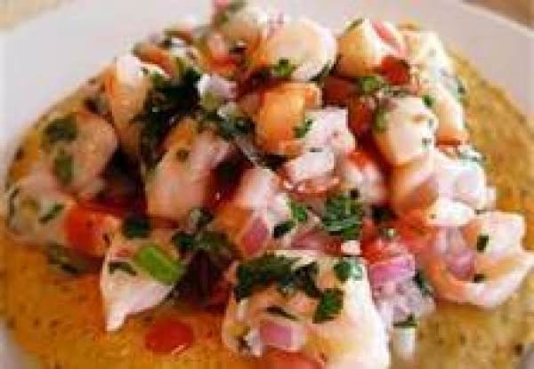 Simple And Tasty Ceviche