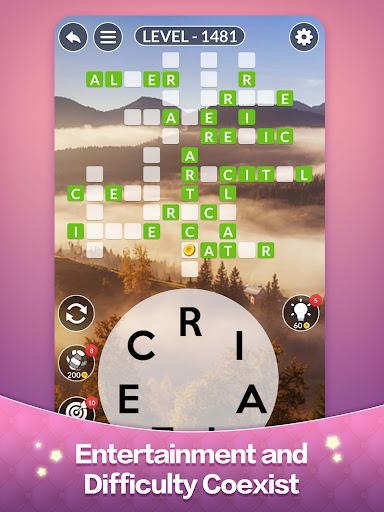 Happy Word - A crossword puzzle screenshot 7