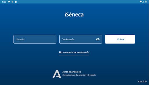 Versión de Séneca para smartphone y tabletas. screenshot 17