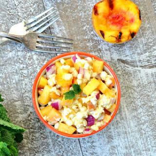 Curried Peach Recipes.
