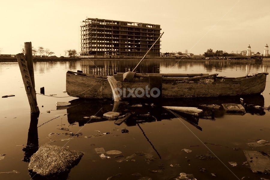 ::: become a city ::: by Budjana Yamazaki - Landscapes Waterscapes