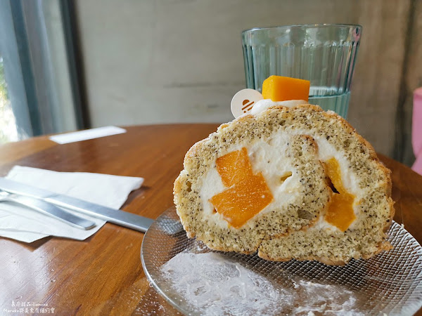 台北果昂甜品illuminé|赤峰街巷內遇見自由之丘的美味蛋糕捲