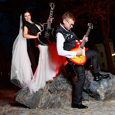 Wedding photographer Ondřej Totzauer (hotofoto). Photo of 19.10.2018