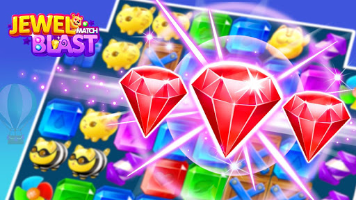 Jewel Match Blast - Classic Puzzle Games Free 1.3.2.2 screenshots 15