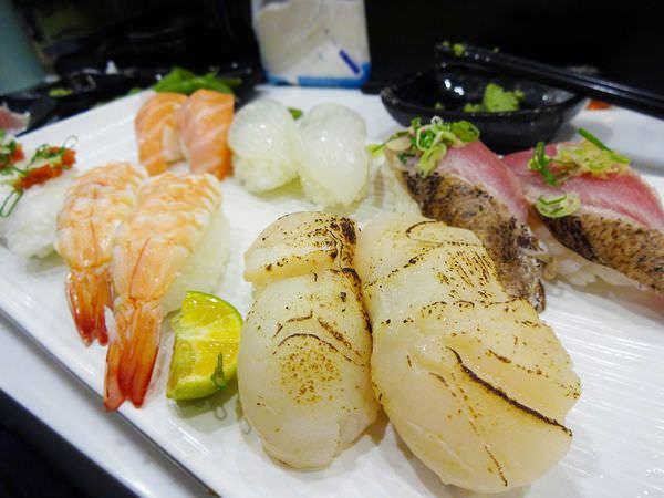永和必推壽司『橋壽司』每道壽司料理都超美超好吃的!永和必吃美食不吃不行阿
