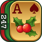 zzz-OLD Christmas Solitaire icon