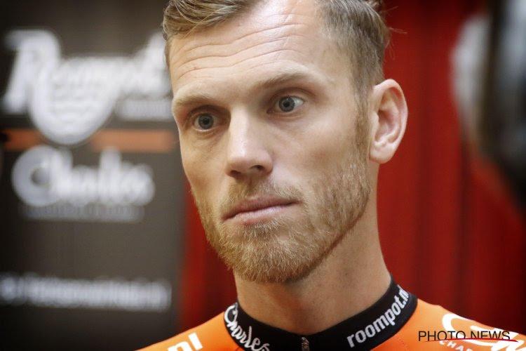 Lars Boom wijzigt van functie en gaat aan de slag als ploegleider van Lotte Kopecky