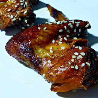 Teriyaki Kick Chicken Wings