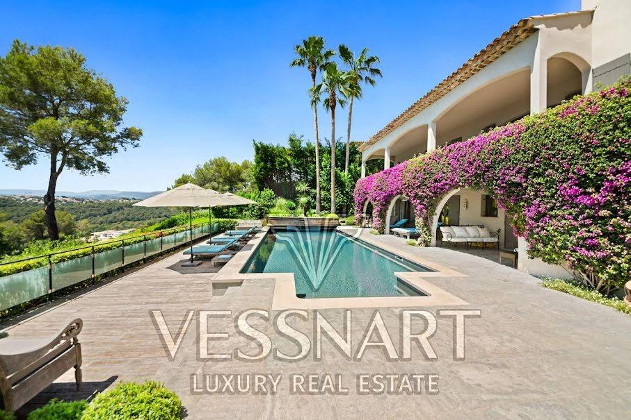 Vente maison 8 pièces 424 m² à Mougins (06250), 4 200 000 €