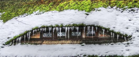 Photo: Winter in Ralswiek in HDR simuliert - Ausblick