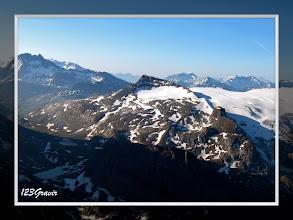 Photo: Pointe de la Réchasse depuis la Pointe des Volnets