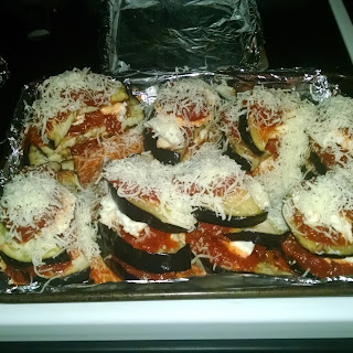 Eggplant Lasagna – an easy and delicious Vegetarian meal