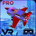 VR Flying Car Flight Sim Pro icon
