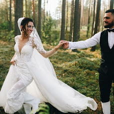 Wedding photographer Anna Kuzmina (xrustja6ka). Photo of 24.09.2018