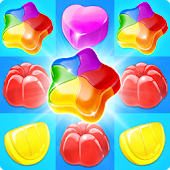 Candy Stars Puzzle Mod