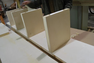 Photo: Composite Core Panel Samples