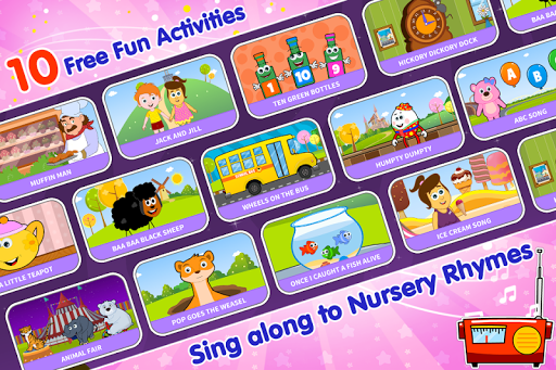 Nursery Rhyme Activities FREE