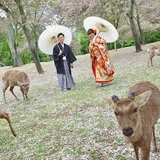 結婚式の写真家Kazuki Ikeda (kikiphotoworks)。19.10.2018の写真